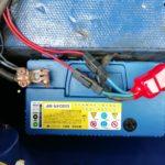 新旧フィアット500バッテリー交換の季節です。冬場を迎える前のこの時期に...!