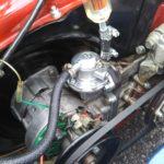 旧チンクの燃料ポンプ(フューエルポンプ)を新品交換!ミツバ電磁式でなく機械式をDIY取付